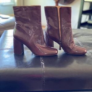 Nine west dollface ankle boots